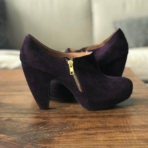 Mix No. 6. Purple heels